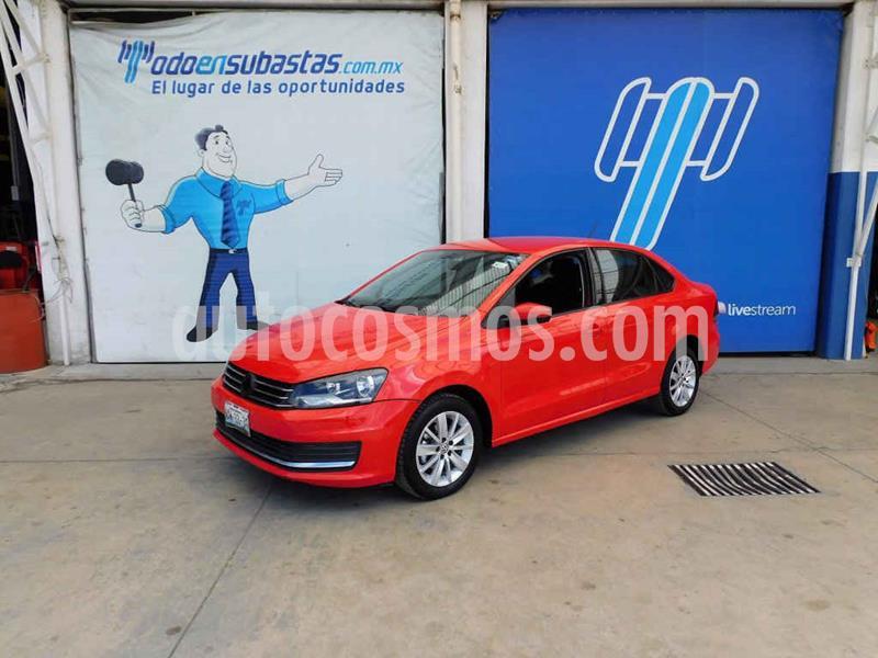 Volkswagen Vento Comfortline Aut usado (2017) color Rojo precio $86,000