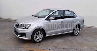 Volkswagen Vento 4 pts. Comfortline Tiptronic usado (2018) color Plata precio $139,900