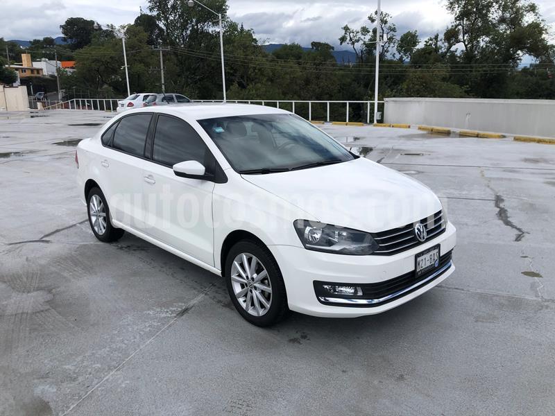 Volkswagen Vento Highline Aut usado (2019) color Blanco Candy precio $220,001