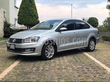 Volkswagen Vento Vento usado (2017) color Plata Reflex precio $170,000
