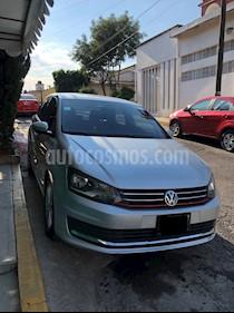 Volkswagen Vento Comfortline Plus usado (2017) color Plata precio $128,000