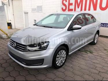 Volkswagen Vento 4P STARLINE AT A/AC. MP3 R-15 usado (2018) precio $177,000