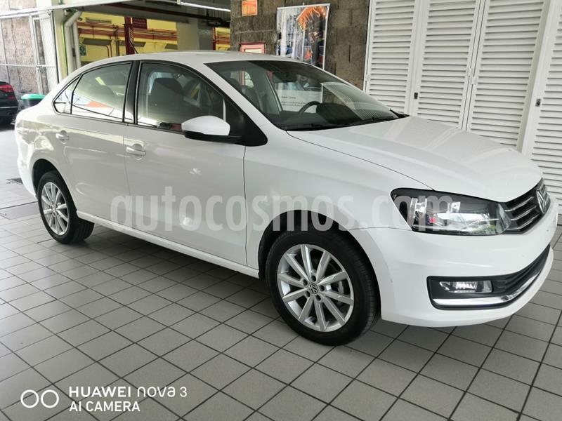 Volkswagen Vento Highline usado (2020) color Blanco precio $225,000