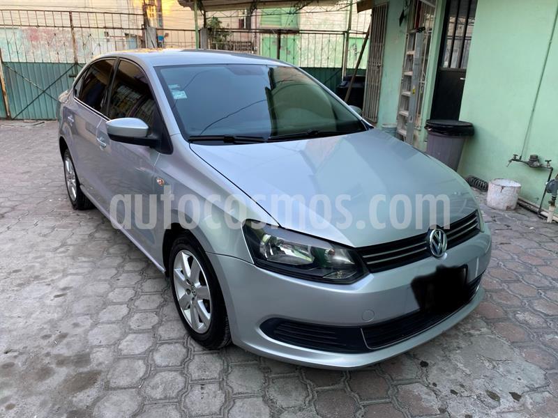 Volkswagen Vento Active Aut usado (2014) color Plata precio $110,000