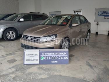 Volkswagen Vento Startline usado (2017) color Beige Metalico precio $175,000