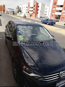 Foto venta Auto usado Volkswagen Vento Sound (2018) color Negro Profundo precio $190,000
