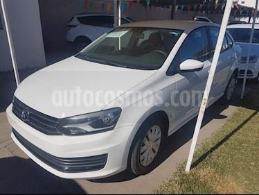 Foto venta Auto Seminuevo Volkswagen Vento Starline (2016) color Blanco precio $139,000