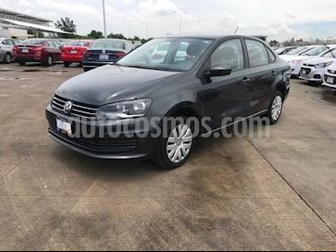 Foto Volkswagen Vento Startline Aut usado (2019) color Gris precio $179,800