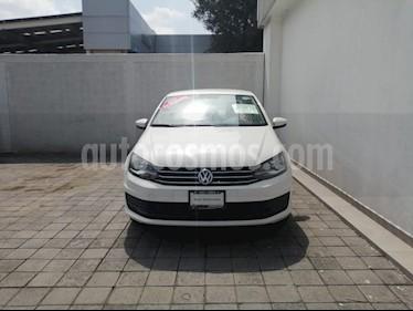 Foto venta Auto usado Volkswagen Vento Startline Aut (2018) color Blanco Candy precio $160,000