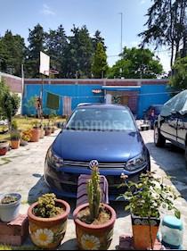 Foto Volkswagen Vento Startline Aut usado (2015) color Azul Noche precio $165,000
