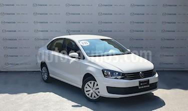 Foto venta Auto Seminuevo Volkswagen Vento Startline Aut (2018) color Blanco Candy precio $200,000