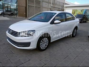 Foto Volkswagen Vento Startline Aut usado (2018) color Blanco Candy precio $190,000