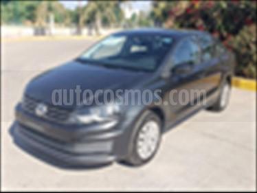 Foto venta Auto usado Volkswagen Vento STARTLINE TIPTRONIC (2017) color Gris precio $149,000