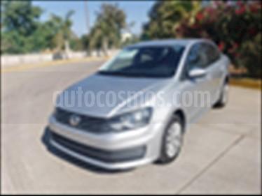 Volkswagen Vento STARTLINE TIPTRONIC usado (2017) color Plata precio $149,000