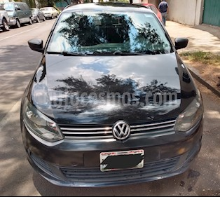 Volkswagen Vento Startline usado (2015) color Negro precio $125,000
