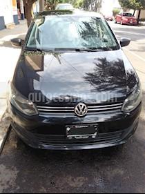 Volkswagen Vento Startline usado (2015) color Negro precio $120,000