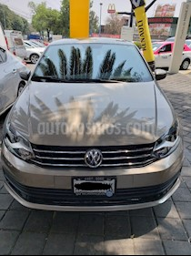 Volkswagen Vento Startline usado (2016) color Beige Metalico precio $139,000