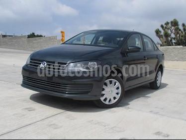 Foto Volkswagen Vento Startline usado (2018) color Gris Carbono precio $190,000