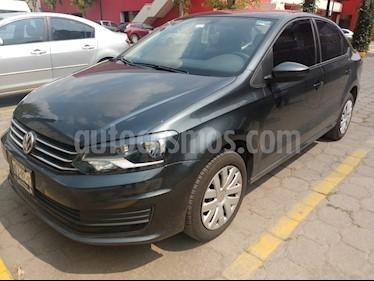 Foto Volkswagen Vento Startline usado (2019) color Gris Carbono precio $200,000