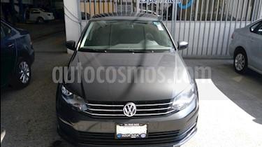 Foto Volkswagen Vento Startline usado (2016) color Gris Carbono precio $153,000