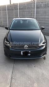 Foto Volkswagen Vento Startline usado (2018) color Gris Carbono precio $170,000