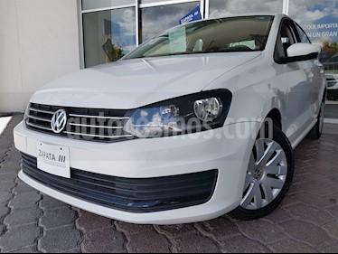 Foto Volkswagen Vento Startline usado (2018) color Blanco Candy precio $179,000
