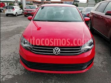 Foto Volkswagen Vento Startline usado (2018) color Rojo precio $181,000