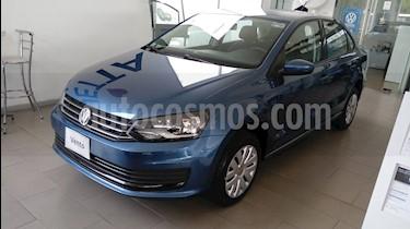 Foto venta Auto Seminuevo Volkswagen Vento Startline (2019) color Azul precio $189,990