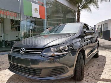 Foto venta Auto usado Volkswagen Vento Startline (2016) color Gris precio $140,000