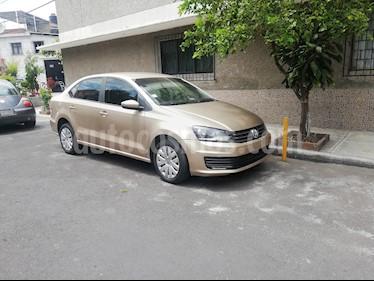 Foto Volkswagen Vento Startline usado (2017) color Bronce precio $150,000