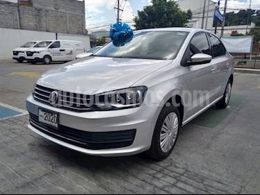 Foto venta Auto usado Volkswagen Vento Startline (2020) color Plata precio $234,900