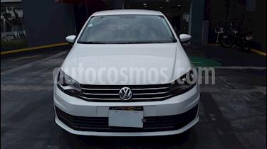 Foto Volkswagen Vento Startline usado (2019) color Blanco precio $205,000