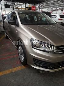 Volkswagen Vento Startline usado (2017) color Beige Metalico precio $162,900