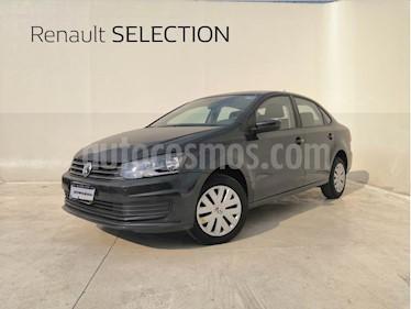 Foto venta Auto usado Volkswagen Vento Startline (2017) color Gris Carbono precio $167,200