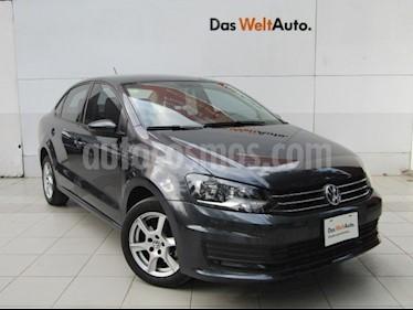 Foto venta Auto usado Volkswagen Vento Startline (2016) color Gris Carbono precio $145,000