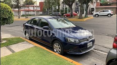 Foto Volkswagen Vento Style Aut usado (2014) color Azul Sombra precio $130,000