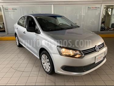 Foto Volkswagen Vento Style usado (2014) color Plata precio $129,900