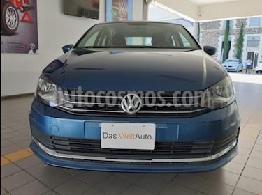 Foto Volkswagen Vento TDI Comfortline Aut usado (2019) color Azul Noche precio $229,000