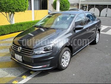 Foto venta Auto usado Volkswagen Vento TDI Comfortline (2017) color Gris Carbono precio $159,900
