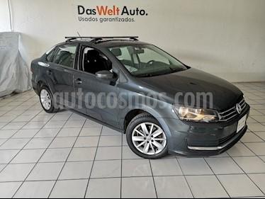 Foto venta Auto usado Volkswagen Vento TDI Comfortline (2018) color Gris Carbono precio $214,900