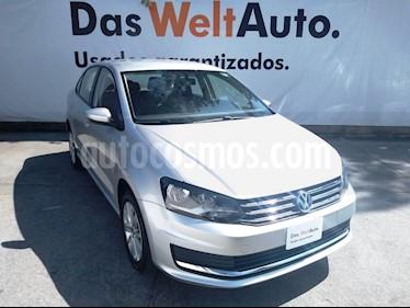 Foto venta Auto usado Volkswagen Vento TDI Comfortline (2019) color Plata precio $235,000