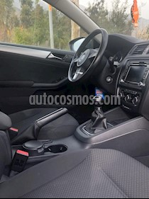 Volkswagen Vento Trendline  usado (2011) color Plata precio $5.600.000