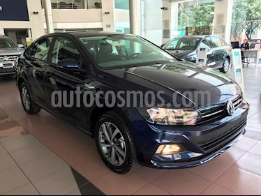 Volkswagen Virtus 1.6L Aut nuevo color Azul Noche precio $295,990
