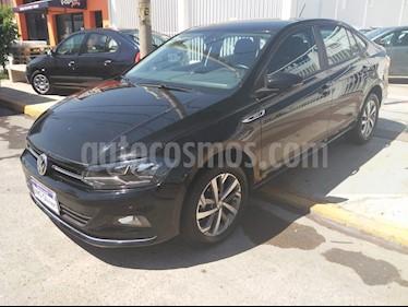 Volkswagen Virtus Highline 1.6 usado (2019) color Negro Universal precio $960.000