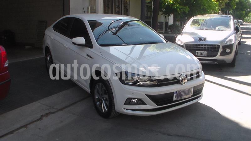 Volkswagen Virtus Highline 1.6 usado (2019) color Blanco precio $1.599.900