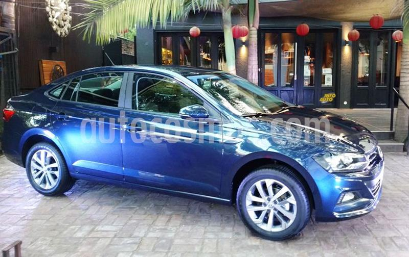 Volkswagen Virtus Trendline 1.6 nuevo color Azul precio $1.540.000