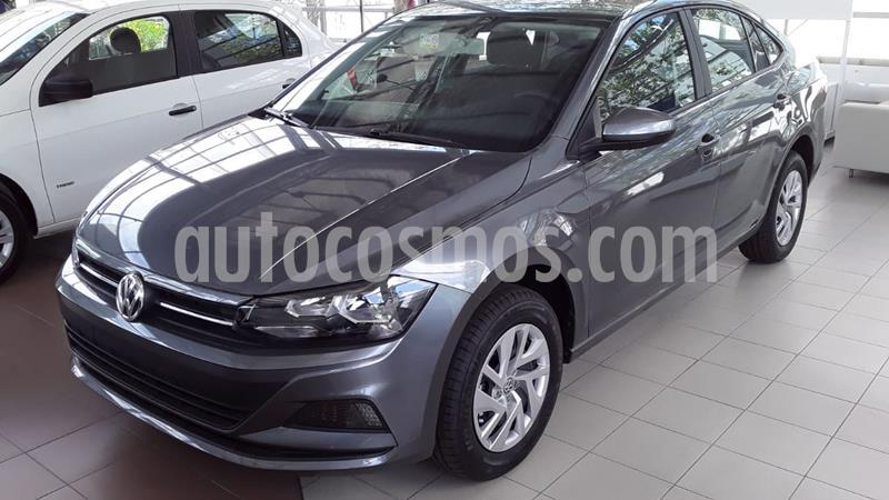 Volkswagen Virtus Trendline 1.6 nuevo color Gris precio $1.483.000