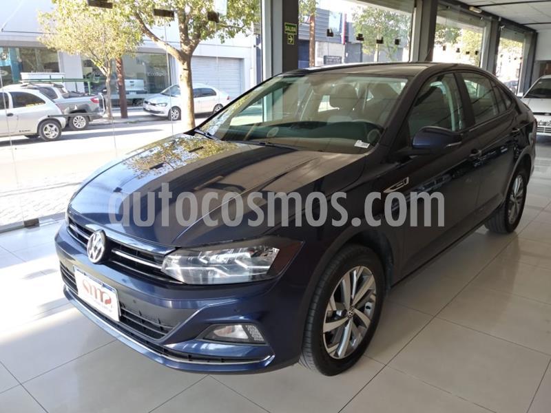 Volkswagen Virtus Highline 1.6 Aut usado (2018) color Azul precio $1.200.000