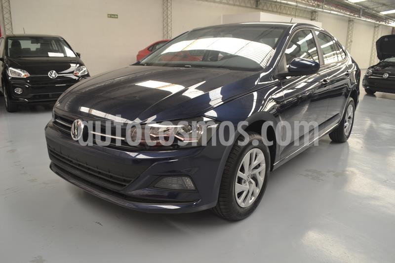 Foto Volkswagen Virtus Trendline 1.6 nuevo color Blanco Cristal precio $1.575.000