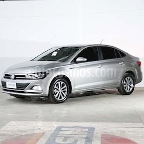 Volkswagen Virtus Highline 1.6 Aut usado (2018) color Gris precio $890.000